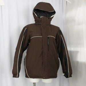 Columbia Sportswear Ski Snowboard Jacket Coat Hood